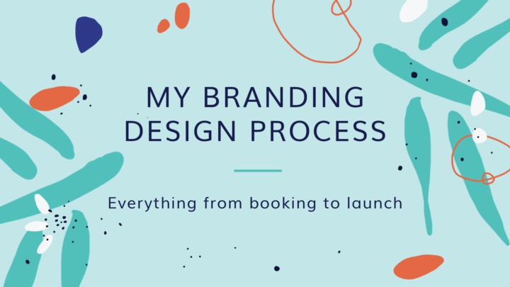 My branding design process