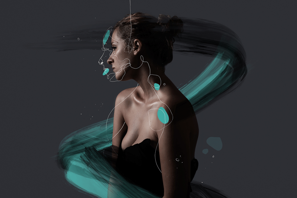 Creative Collab with Pauline Goyard