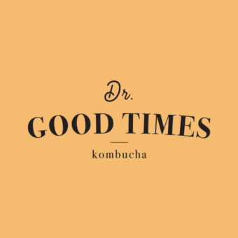 Dr Good Times Kombucha